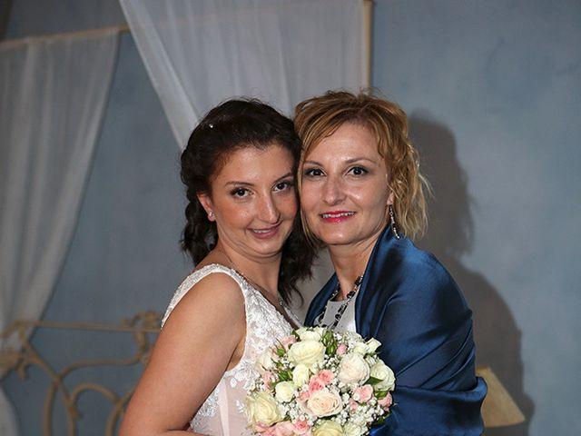 Il matrimonio di Andrea e Patrizia a Verrua Savoia, Torino 7