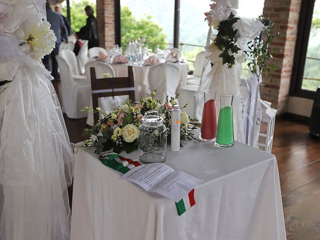 Il matrimonio di Andrea e Patrizia a Verrua Savoia, Torino 12