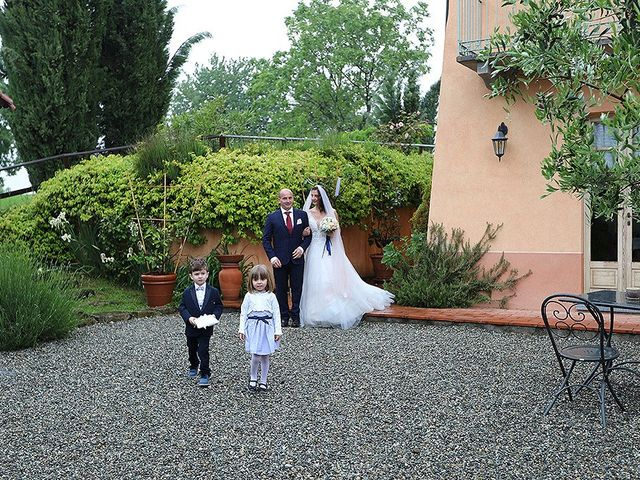 Il matrimonio di Andrea e Patrizia a Verrua Savoia, Torino 14