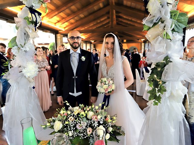 Il matrimonio di Andrea e Patrizia a Verrua Savoia, Torino 15