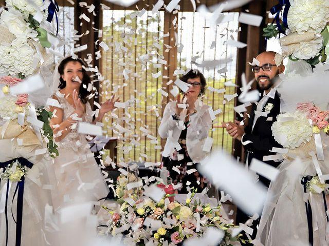 Il matrimonio di Andrea e Patrizia a Verrua Savoia, Torino 17