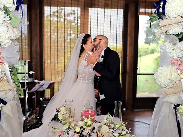 Il matrimonio di Andrea e Patrizia a Verrua Savoia, Torino 18