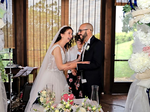 Il matrimonio di Andrea e Patrizia a Verrua Savoia, Torino 19