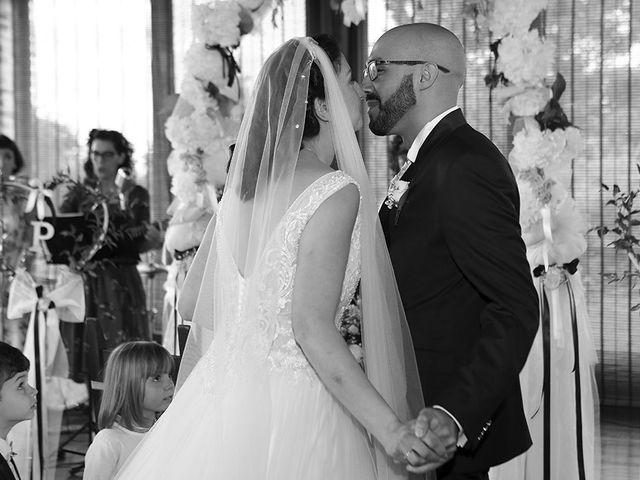 Il matrimonio di Andrea e Patrizia a Verrua Savoia, Torino 21