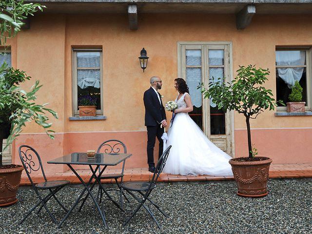 Il matrimonio di Andrea e Patrizia a Verrua Savoia, Torino 23