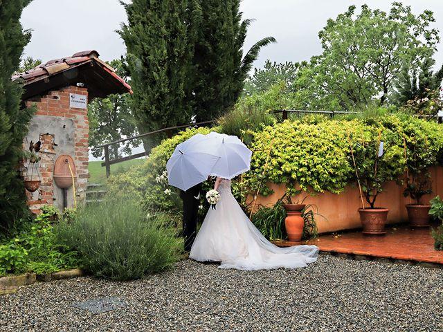 Il matrimonio di Andrea e Patrizia a Verrua Savoia, Torino 25