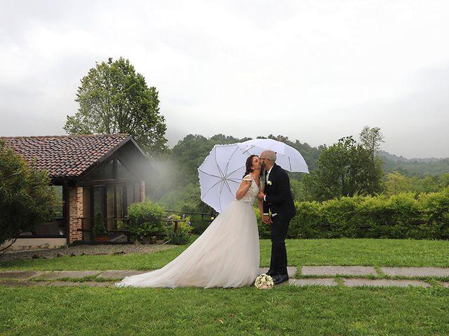 Il matrimonio di Andrea e Patrizia a Verrua Savoia, Torino 26