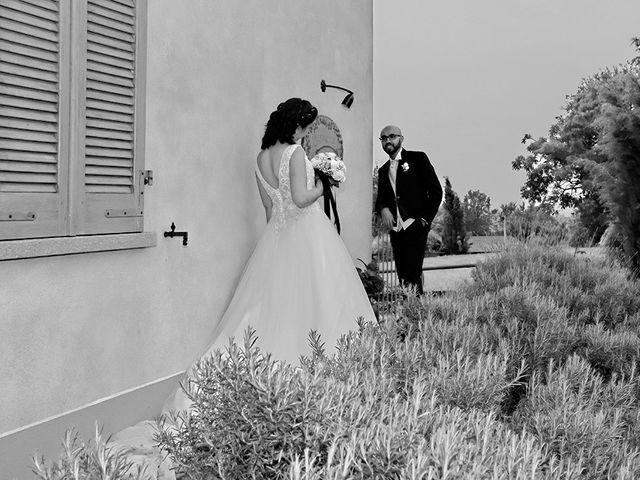 Il matrimonio di Andrea e Patrizia a Verrua Savoia, Torino 28