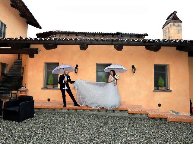 Il matrimonio di Andrea e Patrizia a Verrua Savoia, Torino 29