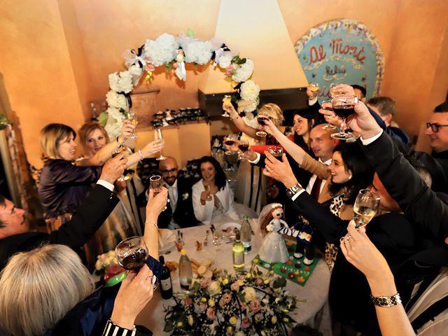 Il matrimonio di Andrea e Patrizia a Verrua Savoia, Torino 30