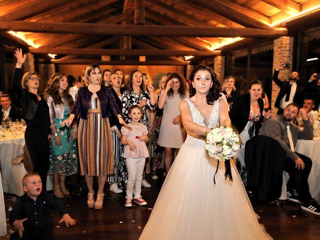 Il matrimonio di Andrea e Patrizia a Verrua Savoia, Torino 32