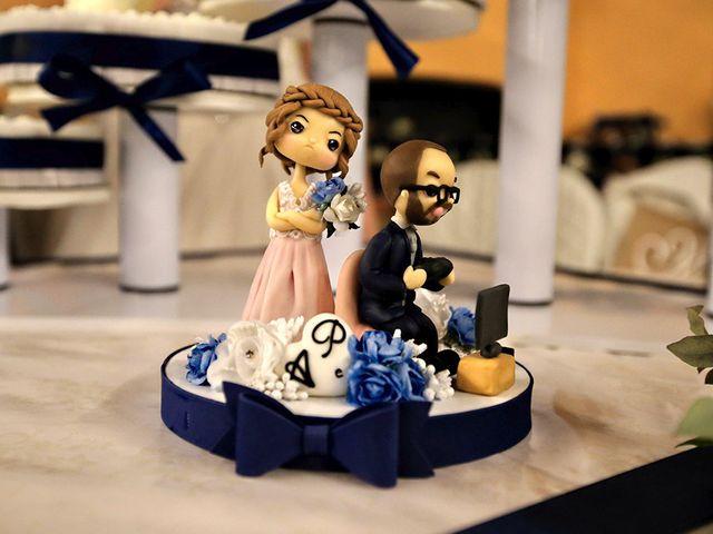 Il matrimonio di Andrea e Patrizia a Verrua Savoia, Torino 34