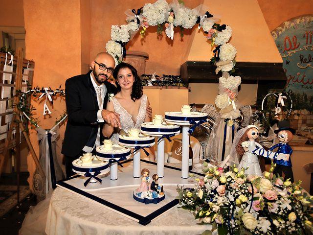 Il matrimonio di Andrea e Patrizia a Verrua Savoia, Torino 35