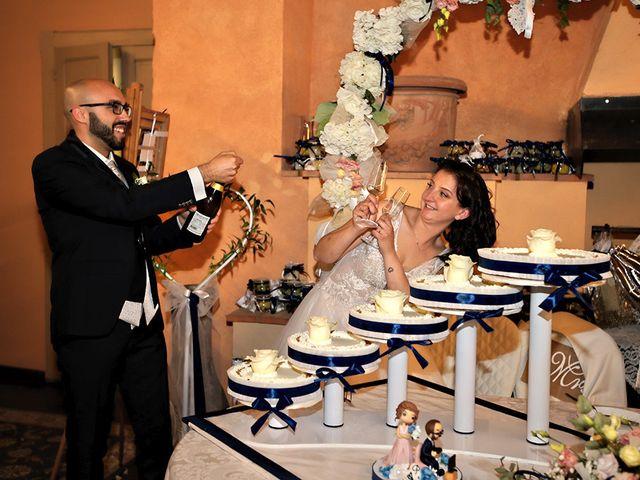 Il matrimonio di Andrea e Patrizia a Verrua Savoia, Torino 36