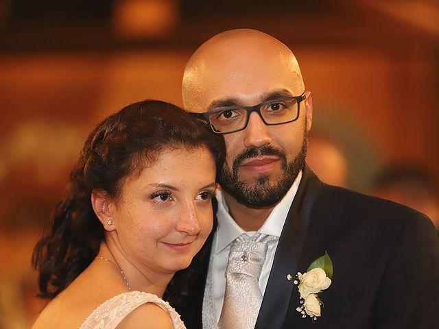 Il matrimonio di Andrea e Patrizia a Verrua Savoia, Torino 38