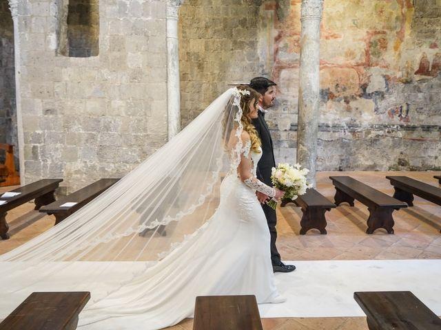 Il matrimonio di Alessandro  e Carmen a Cellole, Caserta 1