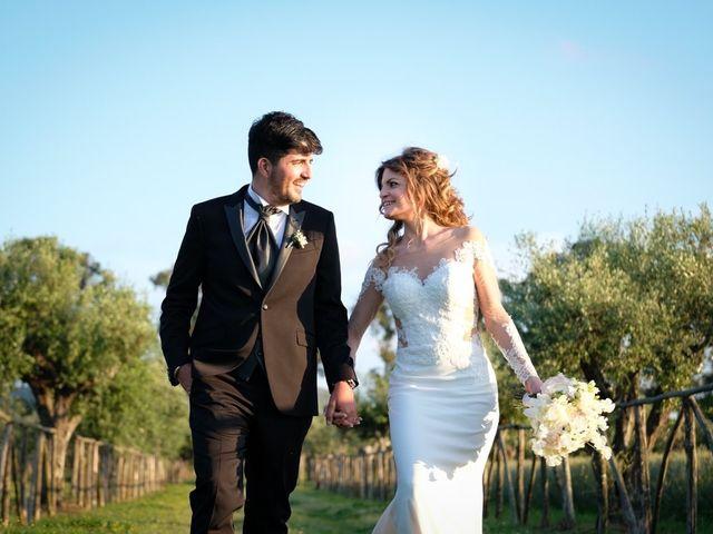 Il matrimonio di Alessandro  e Carmen a Cellole, Caserta 2
