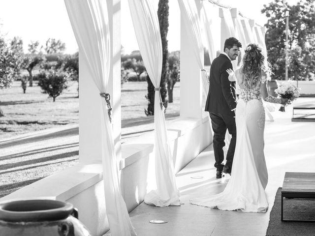 Il matrimonio di Alessandro  e Carmen a Cellole, Caserta 4