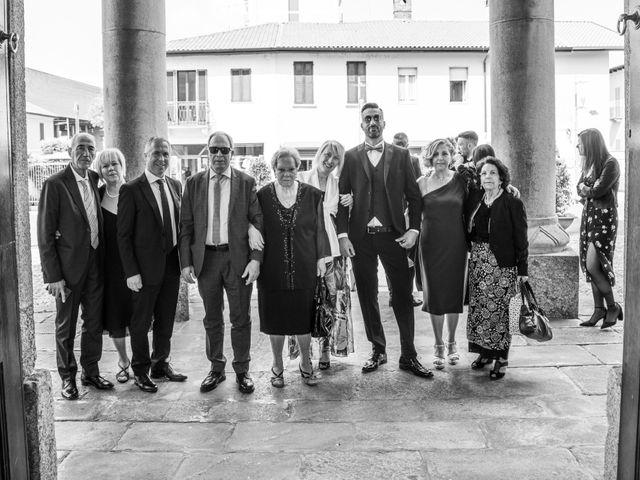 Il matrimonio di Christian e Erika a Agrate Brianza, Monza e Brianza 14