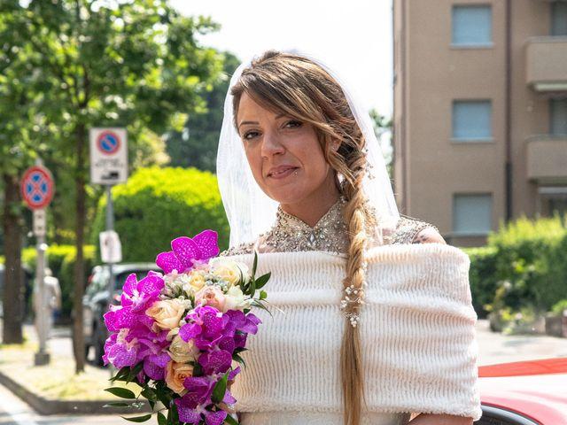 Il matrimonio di Christian e Erika a Agrate Brianza, Monza e Brianza 15