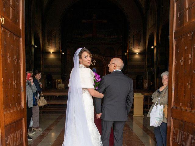 Il matrimonio di Christian e Erika a Agrate Brianza, Monza e Brianza 17