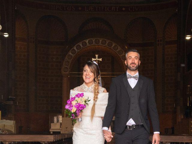 Il matrimonio di Christian e Erika a Agrate Brianza, Monza e Brianza 19