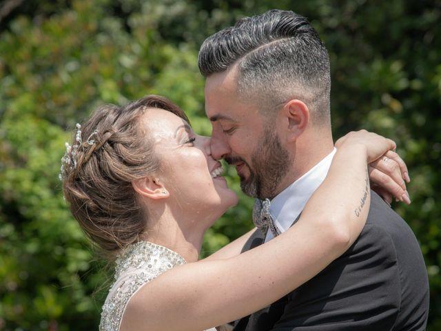 Il matrimonio di Christian e Erika a Agrate Brianza, Monza e Brianza 22