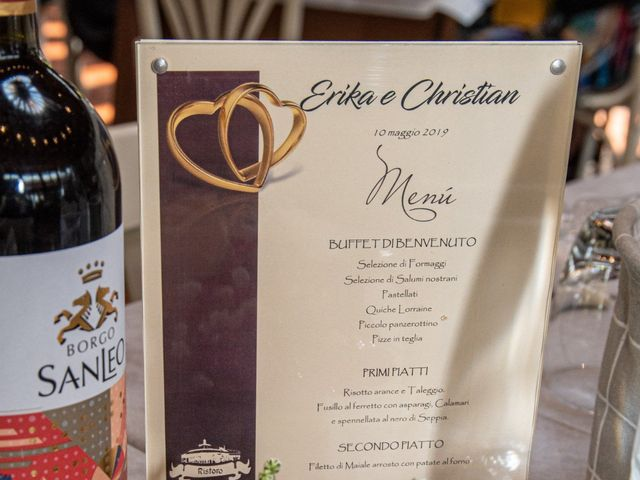 Il matrimonio di Christian e Erika a Agrate Brianza, Monza e Brianza 24