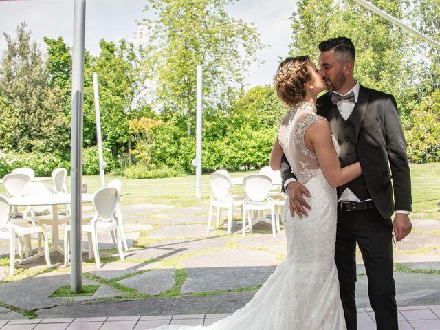 Il matrimonio di Christian e Erika a Agrate Brianza, Monza e Brianza 25