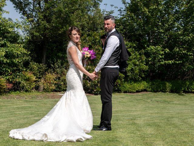 Il matrimonio di Christian e Erika a Agrate Brianza, Monza e Brianza 27