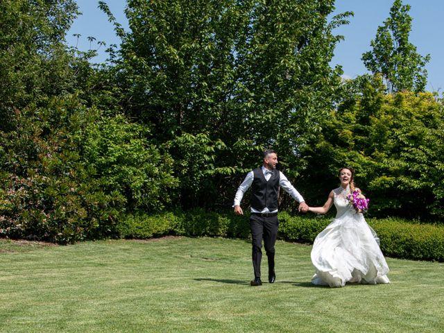 Il matrimonio di Christian e Erika a Agrate Brianza, Monza e Brianza 28