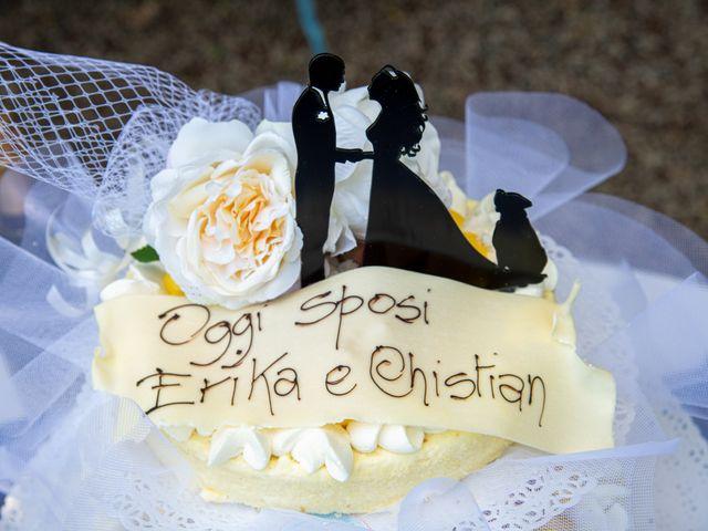 Il matrimonio di Christian e Erika a Agrate Brianza, Monza e Brianza 30