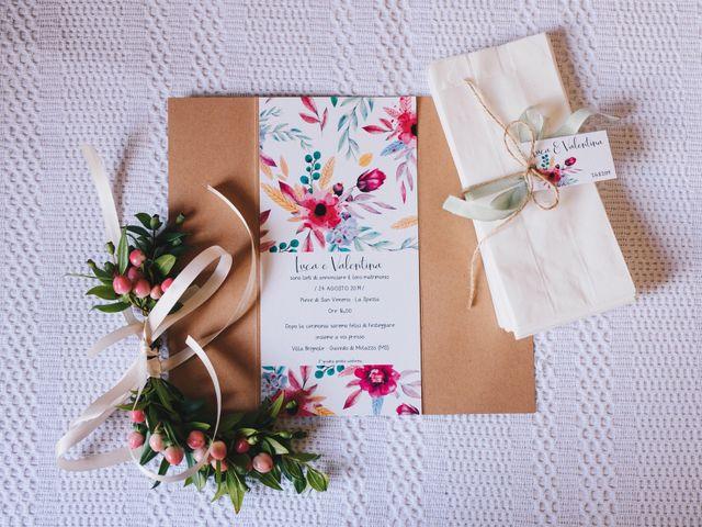 Il matrimonio di Luca e Valentina a La Spezia, La Spezia 3