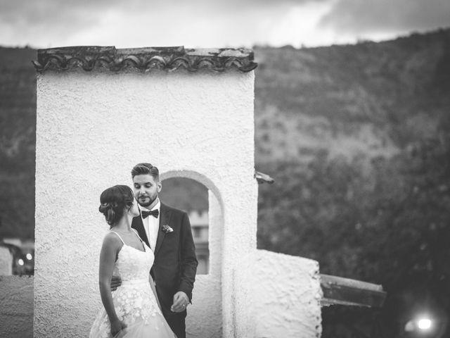 Le nozze di Assunta e Mariano