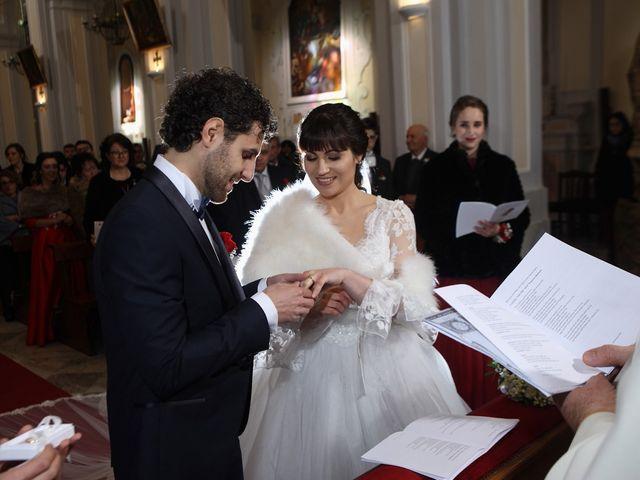 Le nozze di Maria Francesca e Pietro