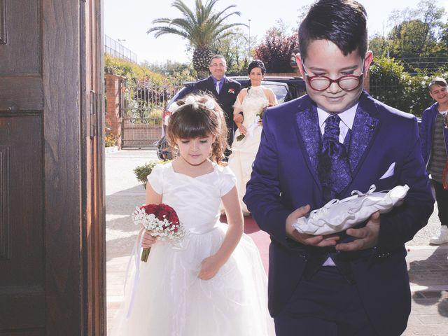 Il matrimonio di Roger e Antonella a Giulianova, Teramo 14