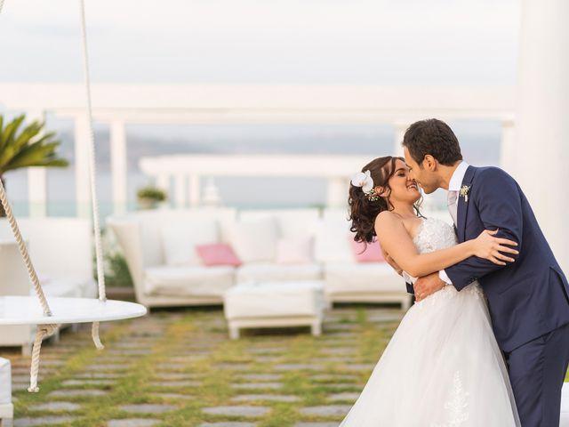 Le nozze di Fabiana e Nicola