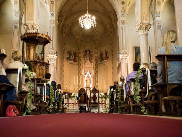 Il matrimonio di Giuseppe e Sandrine a Stresa, Verbania 27