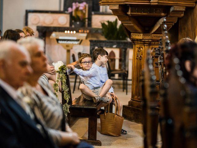 Il matrimonio di Giuseppe e Sandrine a Stresa, Verbania 31