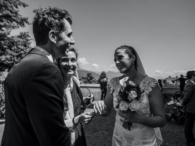 Il matrimonio di Giuseppe e Sandrine a Stresa, Verbania 38