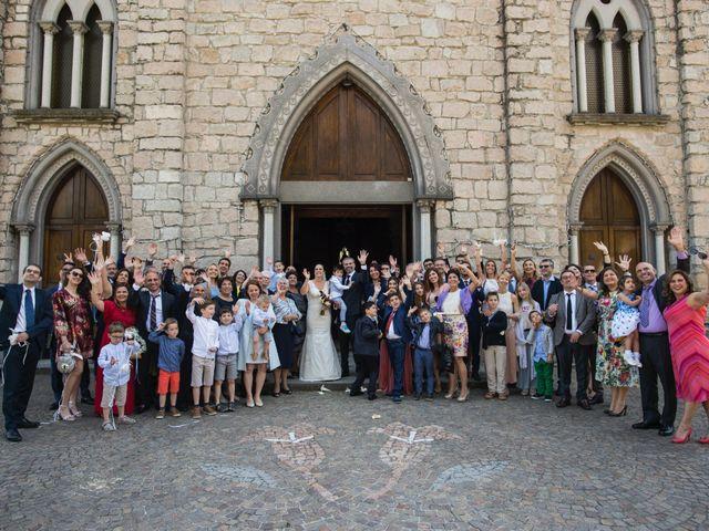 Il matrimonio di Giuseppe e Sandrine a Stresa, Verbania 39