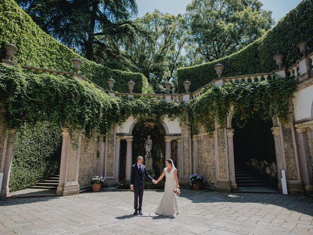 Il matrimonio di Giuseppe e Sandrine a Stresa, Verbania 49