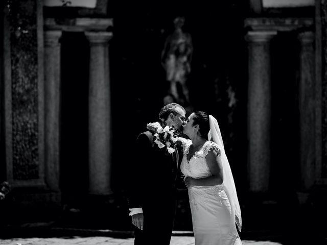 Il matrimonio di Giuseppe e Sandrine a Stresa, Verbania 50