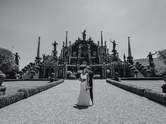 Il matrimonio di Giuseppe e Sandrine a Stresa, Verbania 51