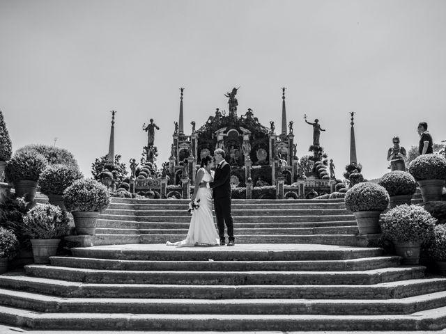 Il matrimonio di Giuseppe e Sandrine a Stresa, Verbania 52