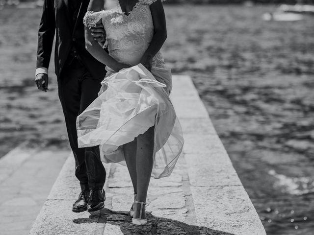 Il matrimonio di Giuseppe e Sandrine a Stresa, Verbania 55