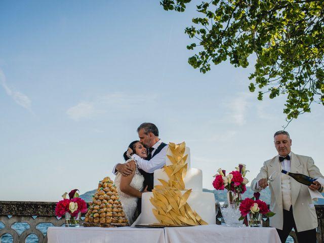 Il matrimonio di Giuseppe e Sandrine a Stresa, Verbania 68