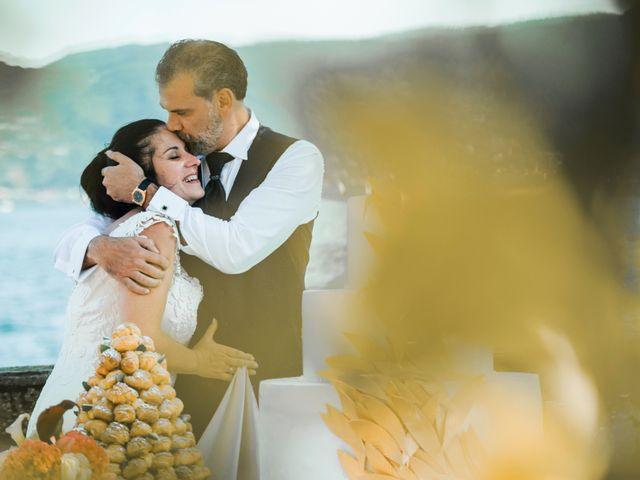 Il matrimonio di Giuseppe e Sandrine a Stresa, Verbania 1
