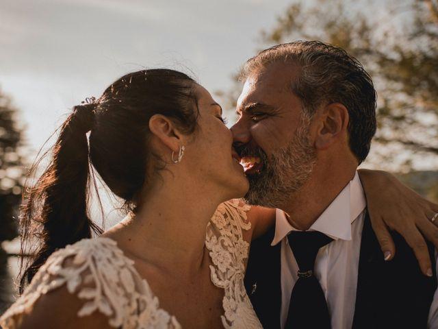 Le nozze di Sandrine e Giuseppe