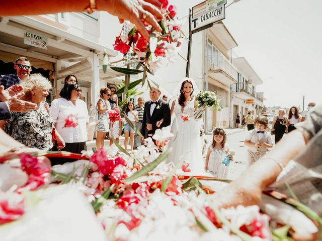 Il matrimonio di Andrea e Azzurra a Manduria, Taranto 18